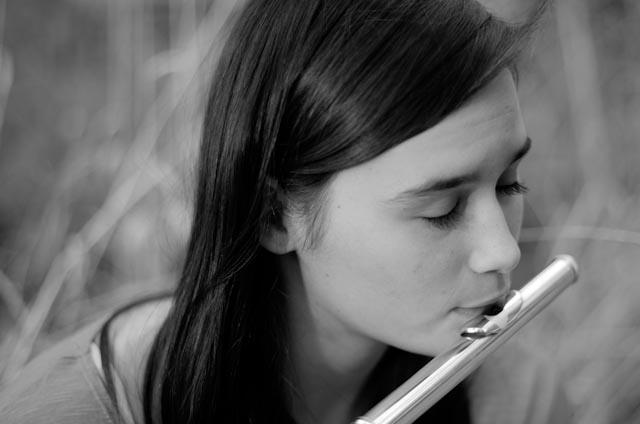 Sarah Ashmun - Senior 2014-27 BW