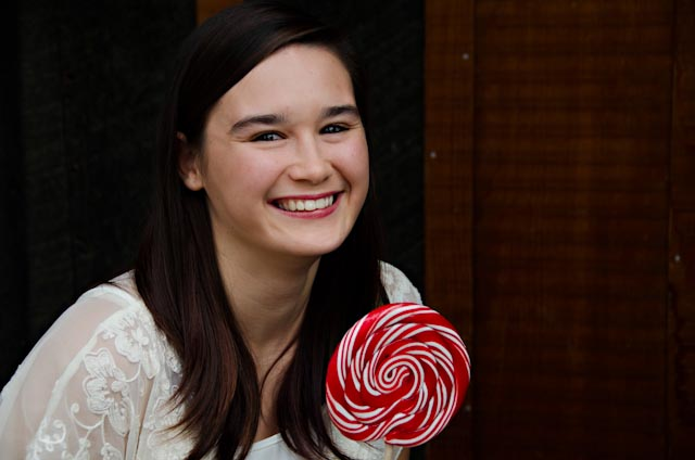 Sarah Ashmun - Senior 2014-5